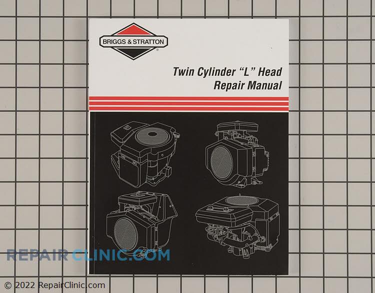 Repair Manual 271172 Alternate Product View