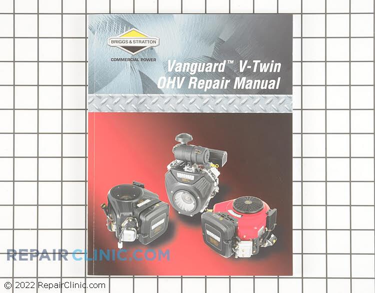 Repair Manual 272144 Alternate Product View