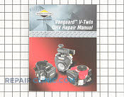 Repair Manual - Part # 1605380 Mfg Part # 272144