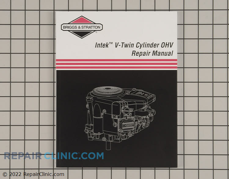 Repair Manual 273521 Alternate Product View
