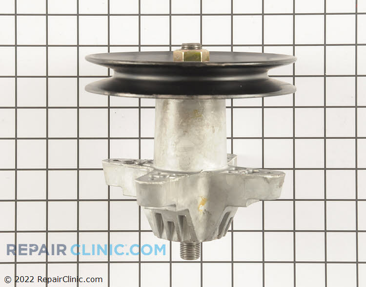 Spindle Assembly with Pulley 918-0624A Alternate Product View