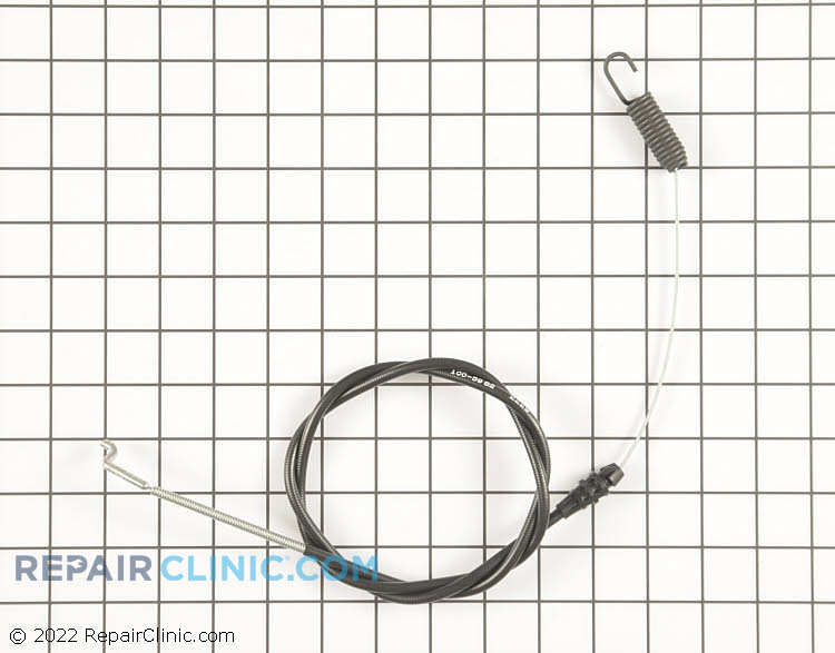 Traction Control Cable 100-5982 Alternate Product View