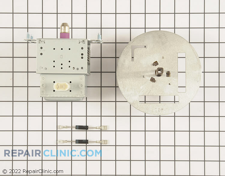 Magnetron WB49X10226 Alternate Product View