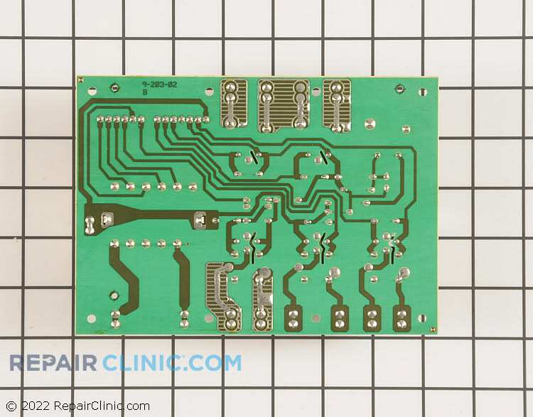 Relay Board 318022002       Alternate Product View