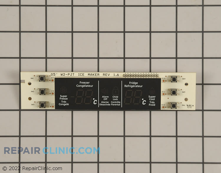 User Control and Display Board DA41-00264D Alternate Product View