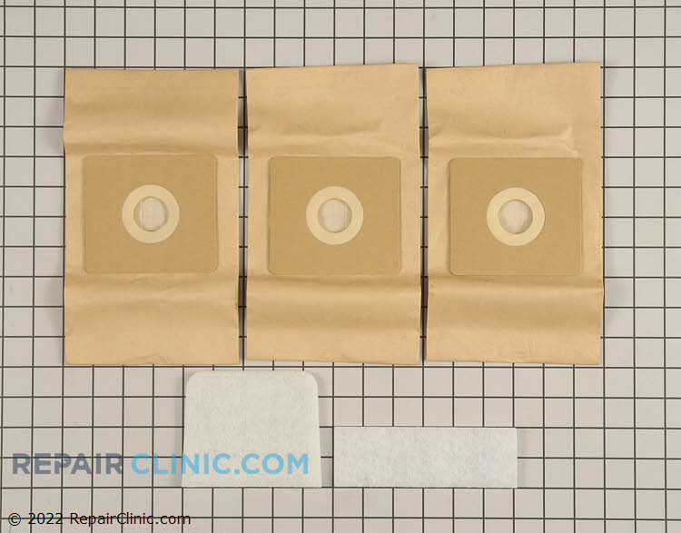 Vacuum Bag 32023 Alternate Product View