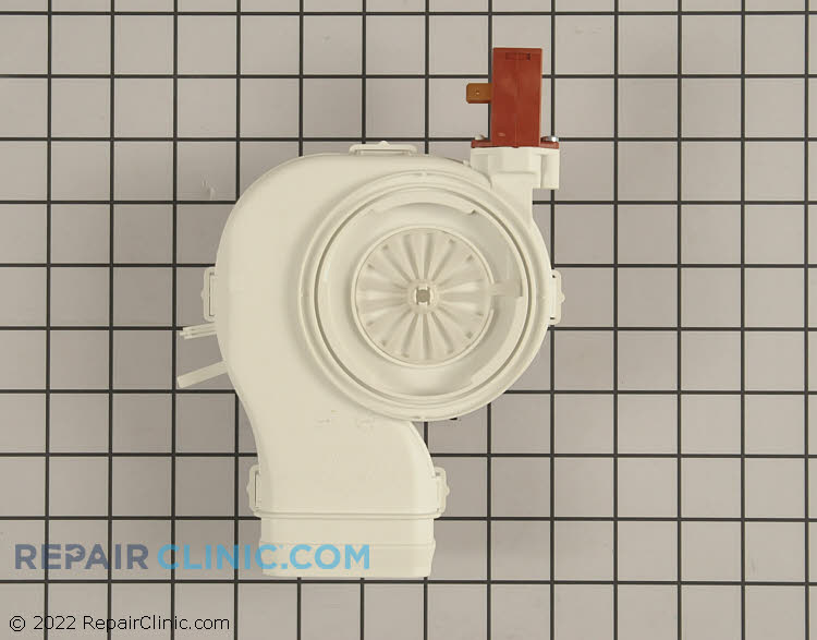 Vent Fan Motor 8089580 Alternate Product View