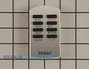 Remote Control - Part # 4813998 Mfg Part # WJ26X23990