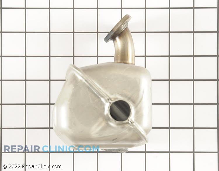 Muffler 18310-ZF1-000 Alternate Product View