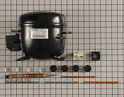 Compressor - Part # 1660611 Mfg Part # W10309994