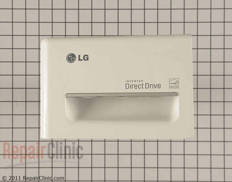 Detergent Dispenser AGL31660938 Alternate Product View