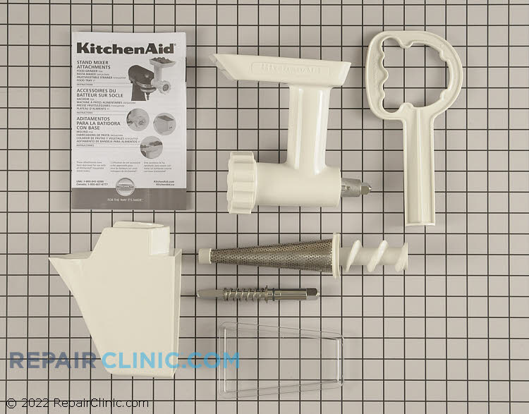 Food Processor Attachment 4164774 Alternate Product View