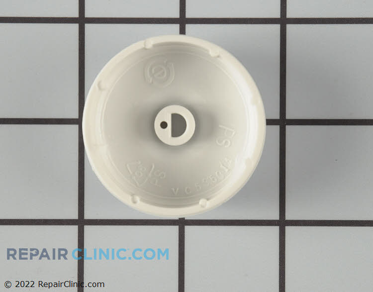Thermostat Knob WR02X27674 Alternate Product View