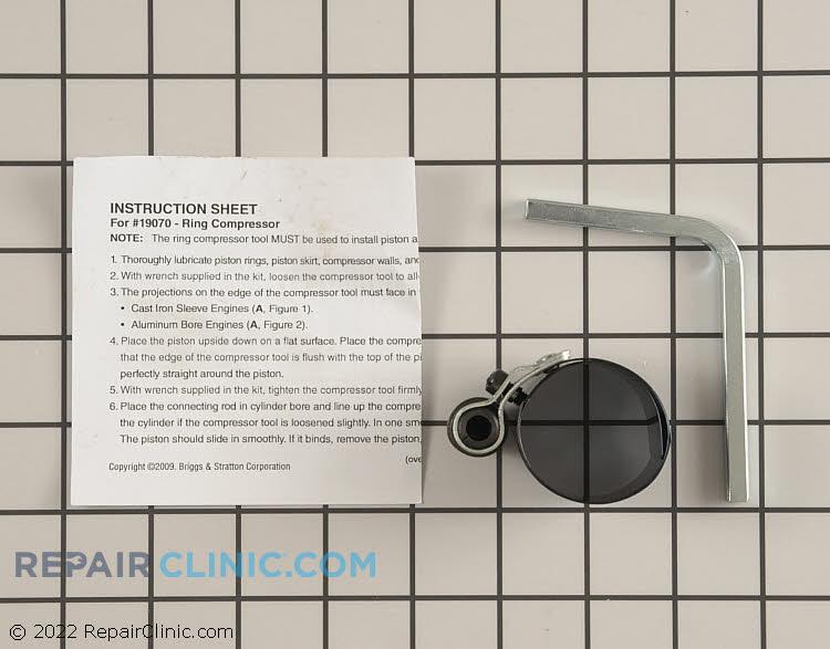 Piston Ring Compressor 19070           Alternate Product View