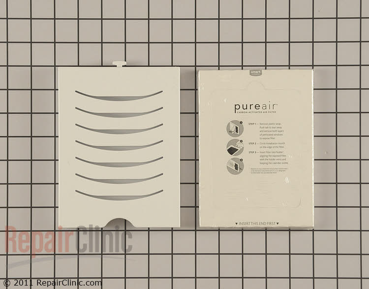PureAir Universal Air Filter for Refrigerator or Freezer
