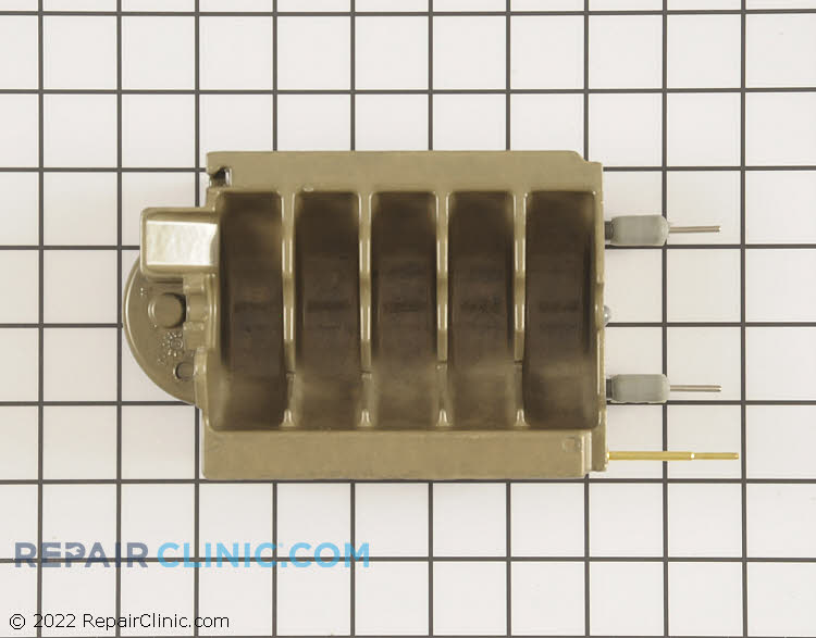 Refrigerator Ice Maker Mold And Heater Wpw10122550