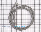 drain hose part mfg part wd357096 this part fits your washerdryer combo - Haier Washer Dryer Combo