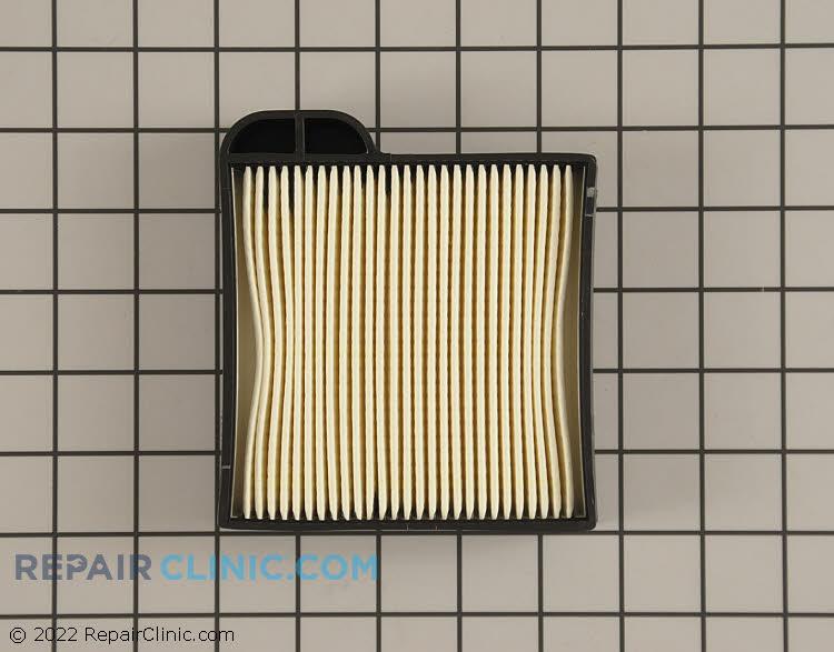 Element filter, paper
