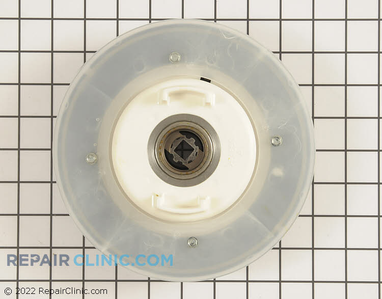 Pulley and clutch assembly