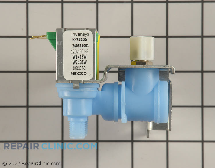 Water Inlet Valve 5304475969 Alternate Product View