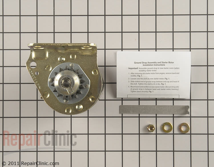 Electric Starter 795121          Alternate Product View