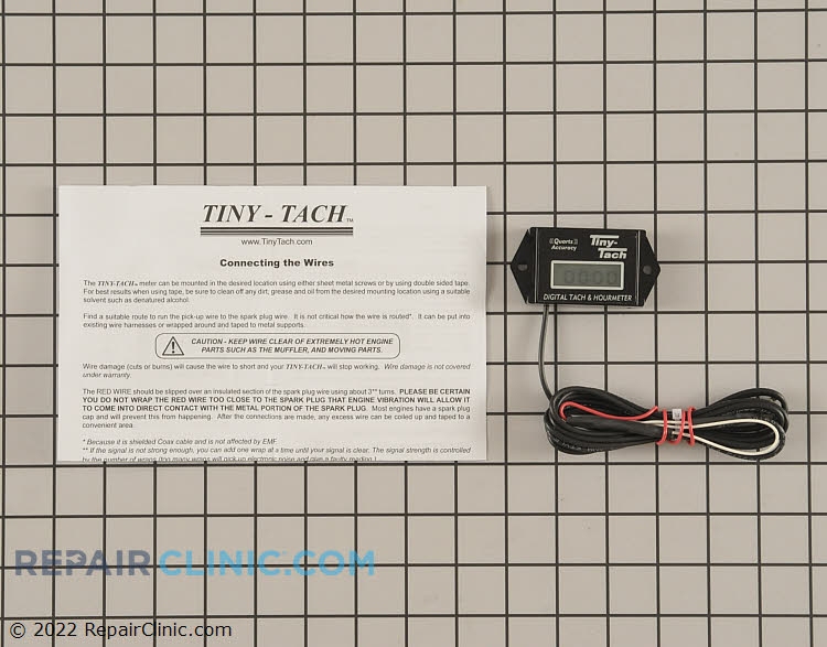 Tachometer 19598           Alternate Product View