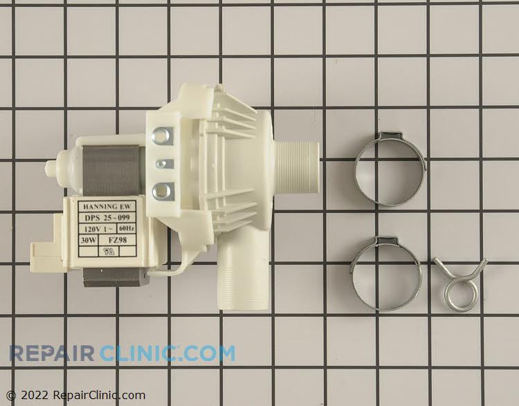 Drain Pump 8801348 Alternate Product View