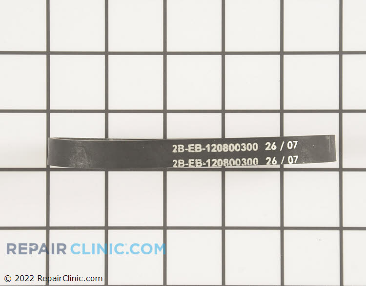 Drive Belt 12080030 Alternate Product View