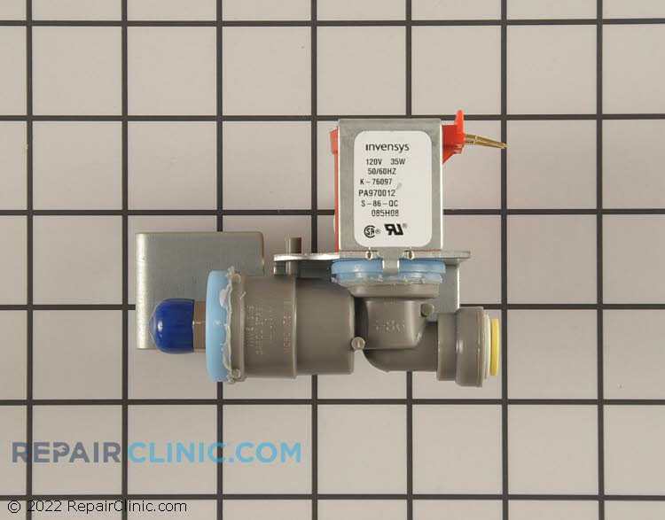 Water Inlet Valve 12070801 Alternate Product View