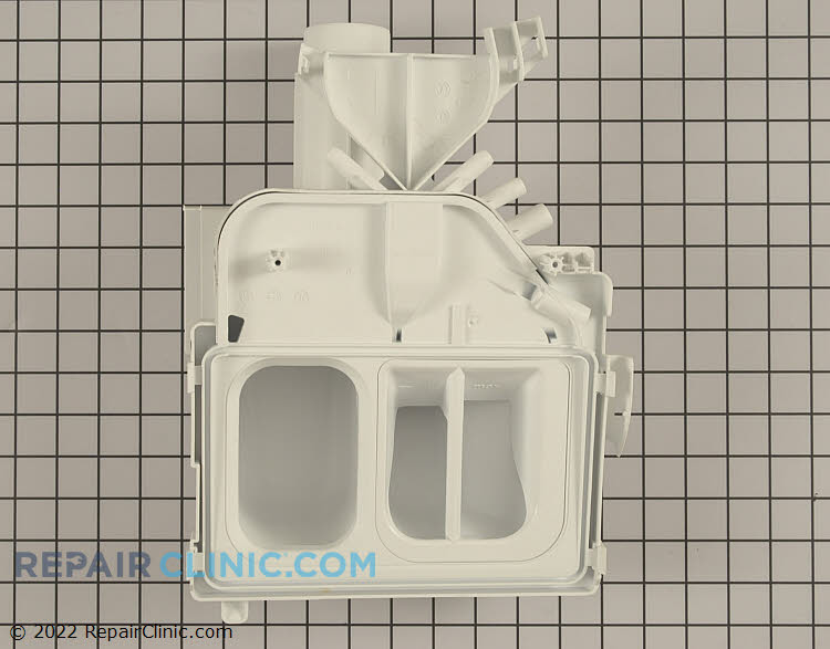 Dispenser Tray 00640612 Alternate Product View