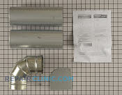 Side Venting Kit - Part # 1032658 Mfg Part # WE25X10015