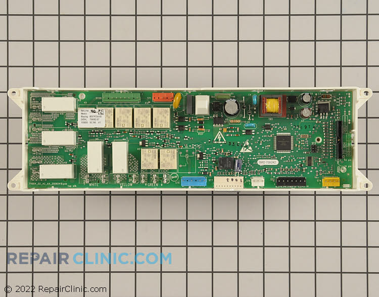 Oven Control Board WP8507P234-60 Alternate Product View