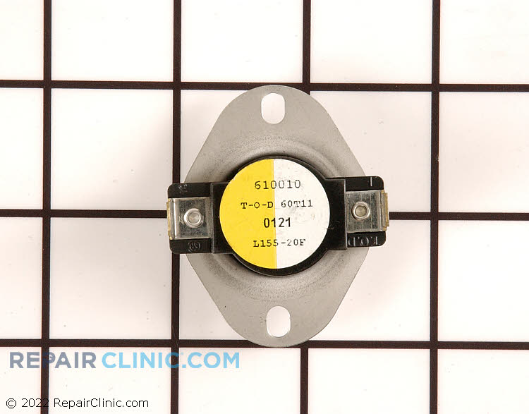 Cycling Thermostat L155 Alternate Product View