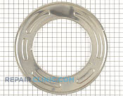 Drum Front - Part # 1226181 Mfg Part # WD-2840-08
