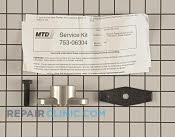 Blade Adapter - Part # 1620403 Mfg Part # 753-06304