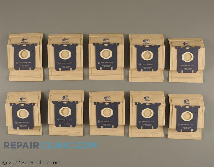 Vacuum Bag EL200BQ         Alternate Product View