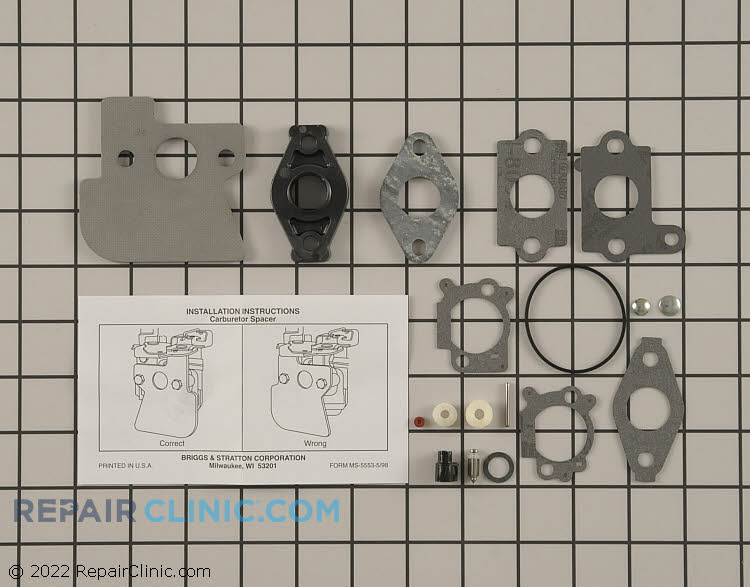 Carburetor Repair Kit 792383          Alternate Product View