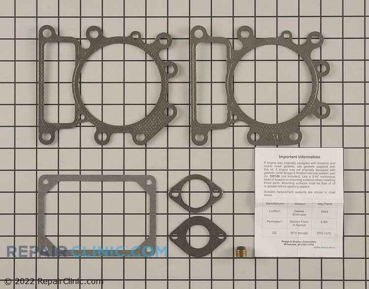 Gasket Set 794152          Alternate Product View