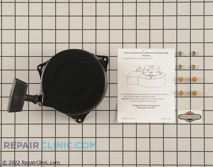 Recoil Starter 499706          Alternate Product View