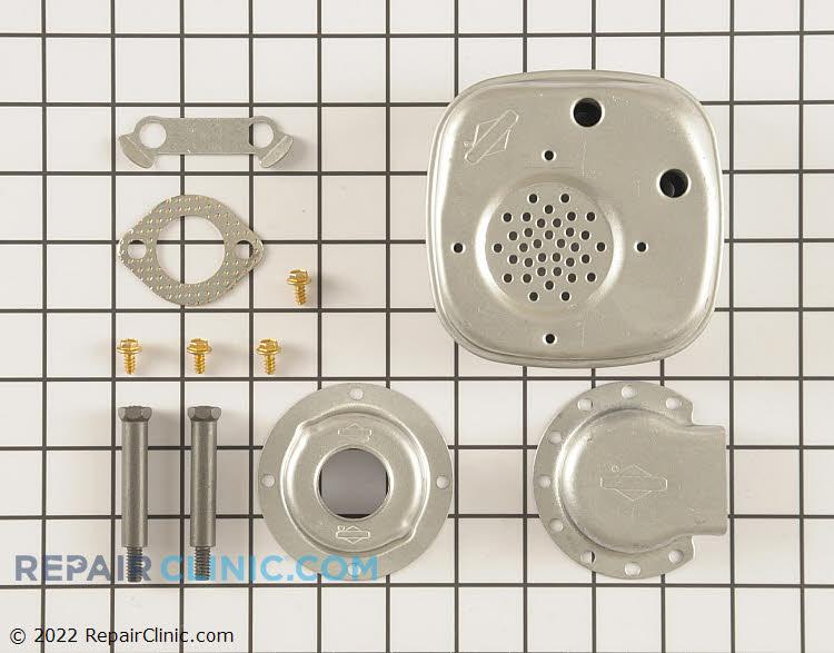 Muffler kit