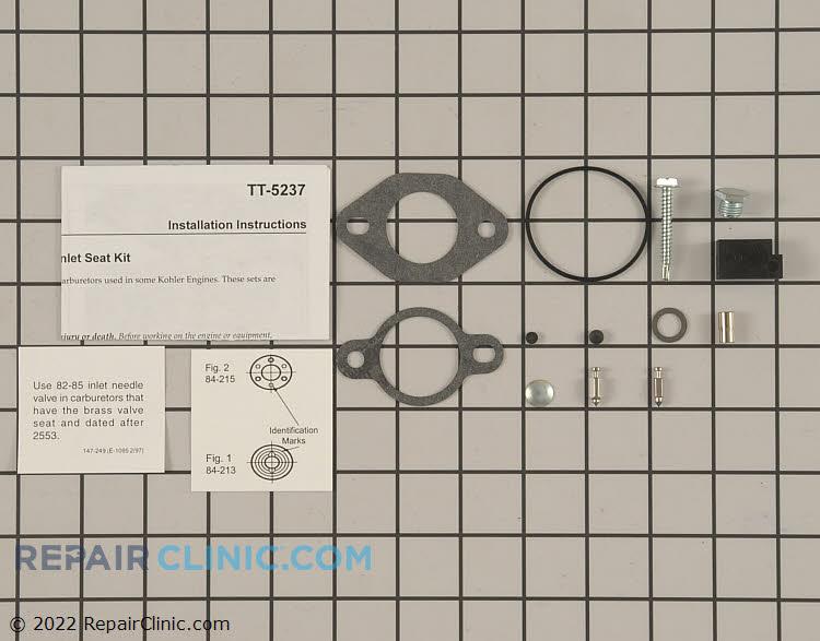 Needle & Seat Repair Kit W/Gaskets