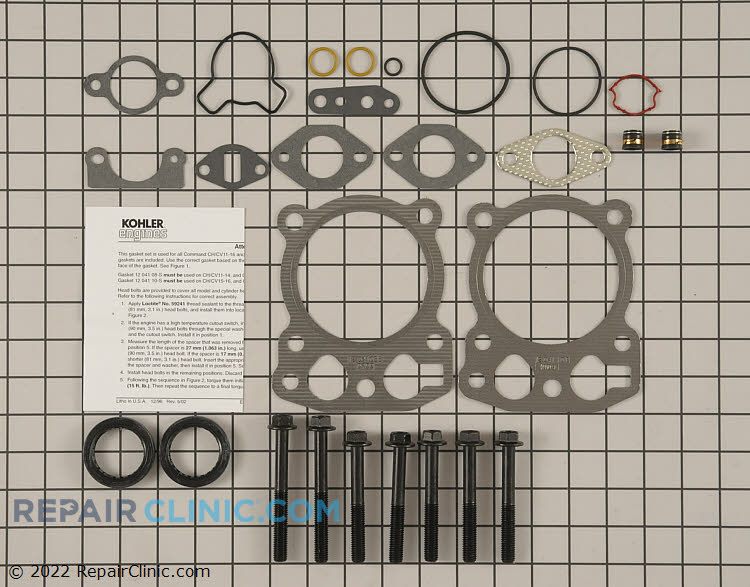 Cylinder Head Gasket Kit 12 755 93-S Alternate Product View
