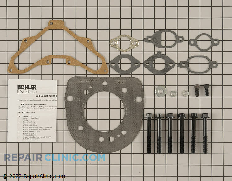 Cylinder Head Gasket Kit 20 841 02-S Alternate Product View