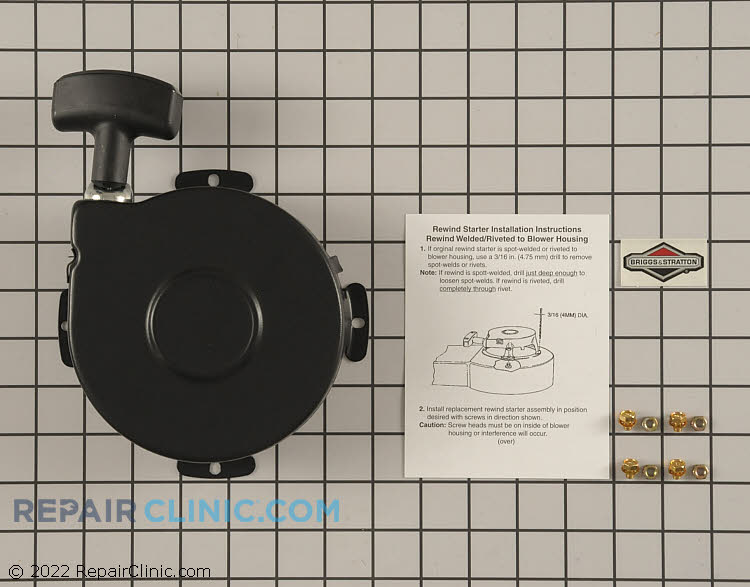 Recoil Starter 390463          Alternate Product View