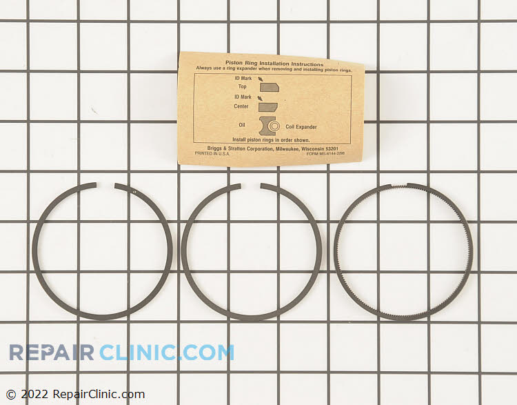 Piston Ring Set 499631          Alternate Product View