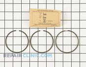Piston Ring Set - Part # 1610824 Mfg Part # 499631