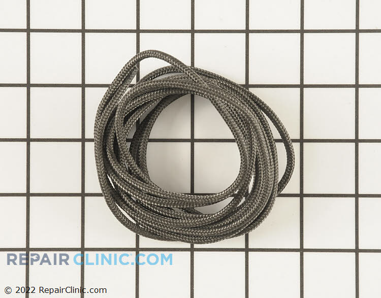 Recoil starter rope