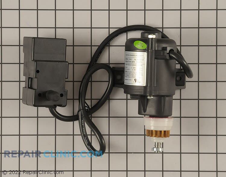 Electric Starter 801410          Alternate Product View