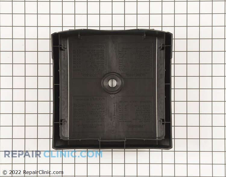 Air Cleaner Cover 24 096 67-S Alternate Product View