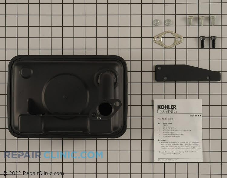 Muffler 20 786 02-S Alternate Product View